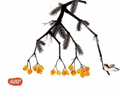 lotusmm-物种树国画.jpg