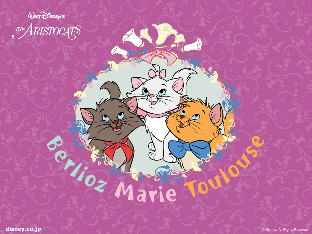 Cute kitten tv tropes kittens berlioztoulouse and marie spiritdancerdesigns Choice Image